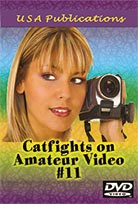 Catfights on Amateur Video #11